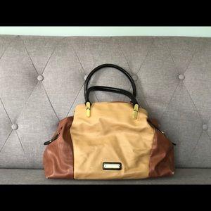 Steve Madden color block medium sized handbag
